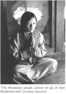 Bhutanese-ness